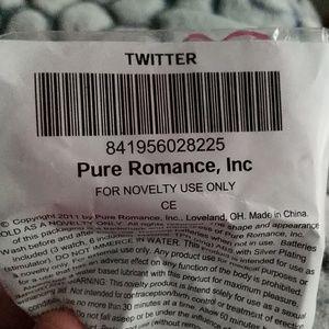 "Pure Romance ""Twitter"""